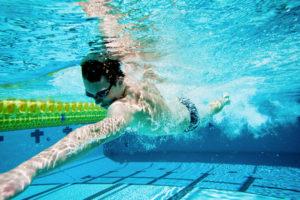Kraulschwimmen Fortgeschrittene