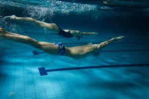Schwimmgruppe