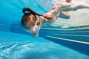 Vorbereitung Schwimmen lernen